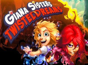 Giana Sisters Twisted Dreams - Steam Gift Region Free