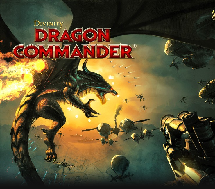 Divinity Dragon Commander - CD-KEY - Steam + GIFT