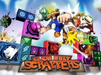 Slam Bolt Scrappers - CD-KEY - Steam Worldwide + АКЦИЯ