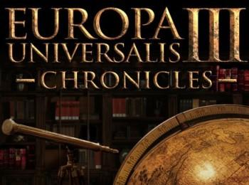 Europa Universalis III Chronicles - Steam - Region Free