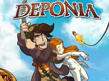 Deponia - CD-KEY - ключ для Steam Region Free + АКЦИЯ
