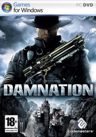 Damnation - CD-KEY - Steam Region Free + ПОДАРОК+ АКЦИЯ