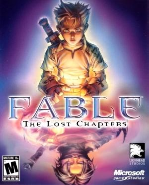 Fable - The Lost Chapters - ONLY RUSSIA