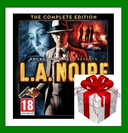 L.A. Noire - Complete Edition - Steam Key - Region Free