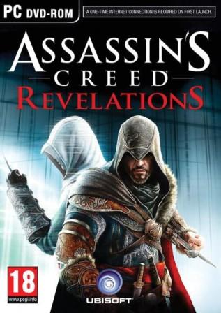 Assassins Creed Revelations - Uplay Region Free RU Lang