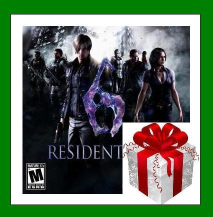 Resident Evil 6 Complete - Steam RU-CIS-UA + АКЦИЯ