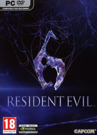 Resident Evil 6 Complete - Steam Gift RU-CIS-UA