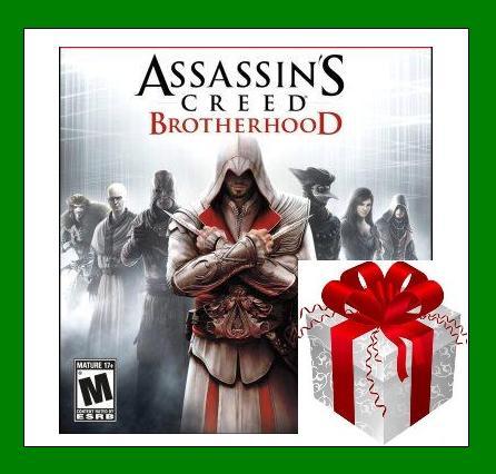 Assassins Creed Brotherhood - Uplay Key - Region Free