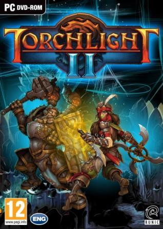 Torchlight 2 II - Steam Key - RU-CIS-UA