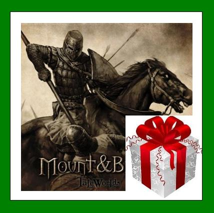 Mount & Blade Warband - Steam Gift Region Free
