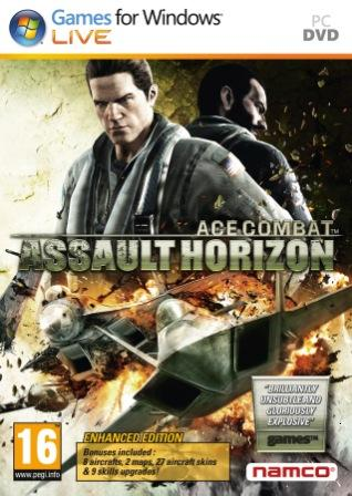 Ace Combat Assault Horizon EE - Steam Gift RU-CIS