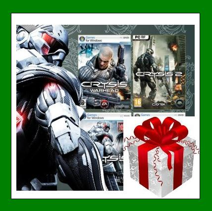 Crysis Collection - Steam Gift RU-CIS-UA