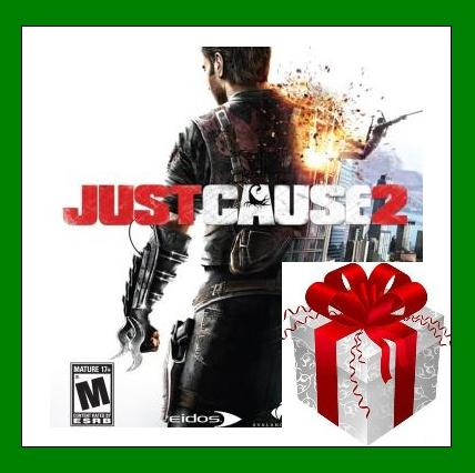 Just Cause 2 + 3 DLC - Steam Gift - Region Free