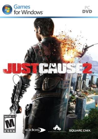 Just Cause 2 + 3 DLC - CD-KEY - Steam Region Free