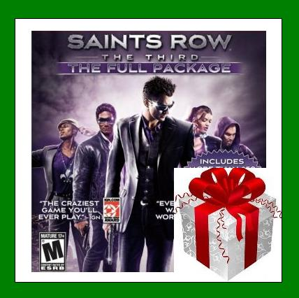 Saints Row the Third - Full Package - Steam RU-CIS-UA