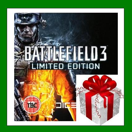 Battlefield 3 Limited - Origin Region Free + ПОДАРОК
