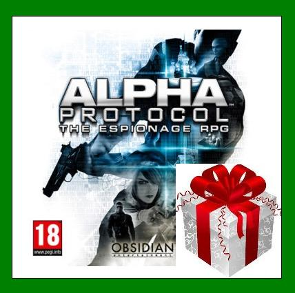 Alpha Protocol - Steam Key - RU-CIS-UA