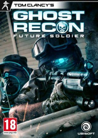 Ghost Recon Future Soldier Deluxe - Uplay Region Free