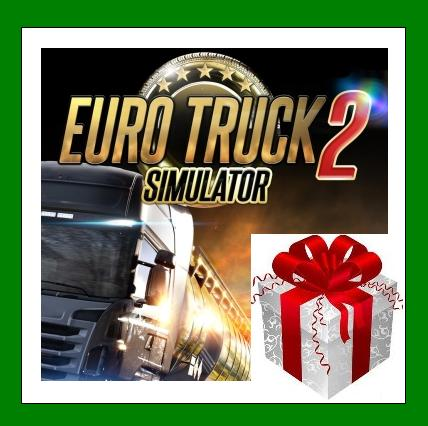 Euro Truck Simulator 2 - Steam Gift Region Free