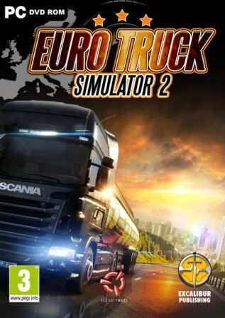 Euro Truck Simulator 2 - Steam Key - Region Free