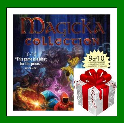 Magicka Collection (22 DLC) - Steam RU-CIS-UA + БОНУС