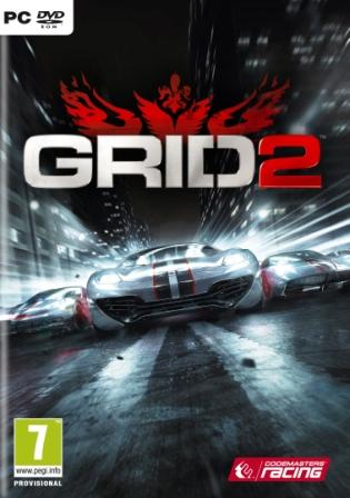 GRID 2 + Drift Pack DLC - Steam Key - RU-CIS-UA