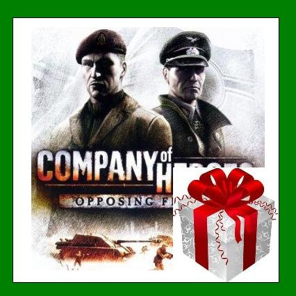 Company of Heroes Opposing Fronts - Steam Key RU-CIS-UA
