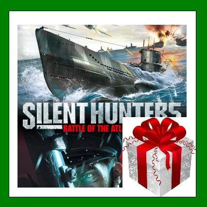 Silent Hunter 5 Gold - UPlay Region Free + АКЦИЯ