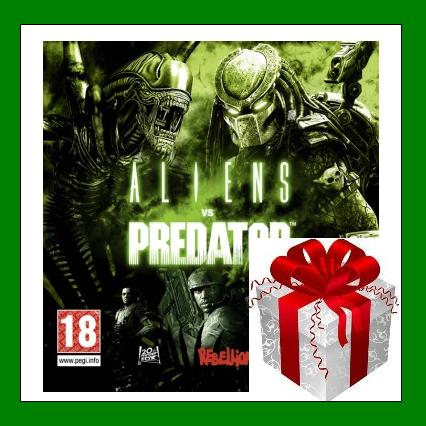 Aliens vs Predator - Steam Region Free + ПОДАРОК