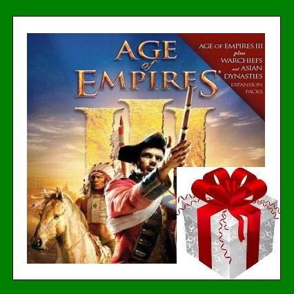 Age of Empires 3 III Complete - Steam Gift RU-CIS-UA