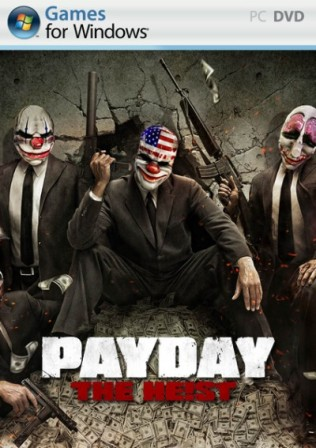 PAYDAY The Heist - Steam Gift Region Free + АКЦИЯ