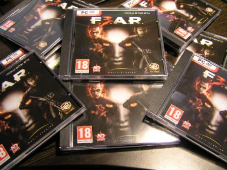 FEAR 3 - F.E.A.R. 3 - Steam Key - RU-CIS-UA