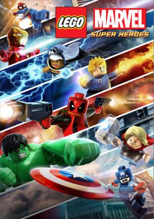 LEGO Marvel Super Heroes - Steam Key - RU-CIS-UA