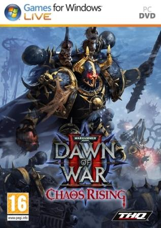 Dawn of War 2: Chaos Rising - Steam Key RU-CIS-UA