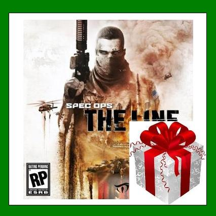Spec Ops The Line - Steam Gift RU-CIS-UA