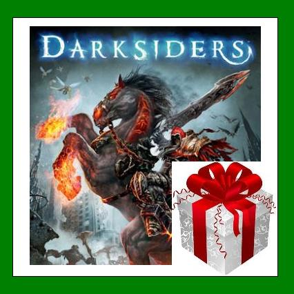 Darksiders Warmastered - Steam Region Free