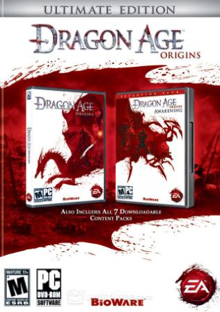 Dragon Age Origins Ultimate Edition - Origin R / F