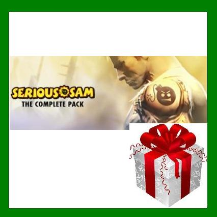 Serious Sam Complete Pack - Steam Gift RU-CIS-UA