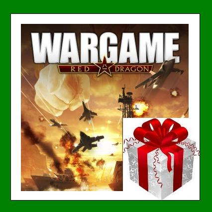 Wargame Red Dragon - Steam Gift RU-CIS