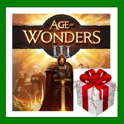 Age of Wonders 3 III - CD-KEY - RU-CIS-UA + ПОДАРОК