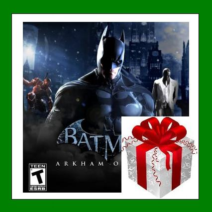 Batman Arkham Origins - Steam Key - Region Free