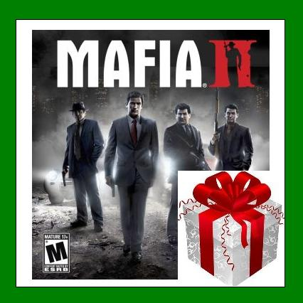 Mafia 2 II - Steam Key - RU-CIS-UA