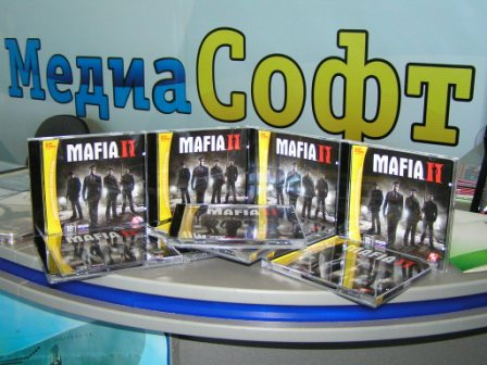 Mafia 2 II - CD-KEY - ключ Steam RU-CIS-UA + ПОДАРОК