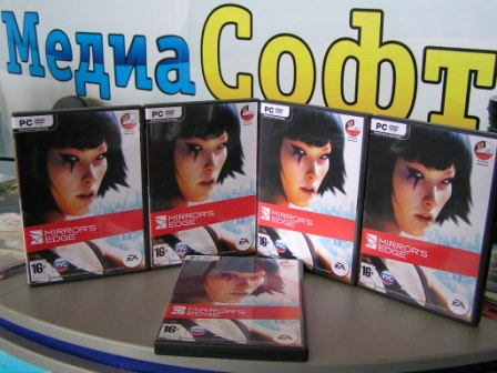 Mirror´s Edge - CD-KEY - Origin Region Free + ПОДАРОК