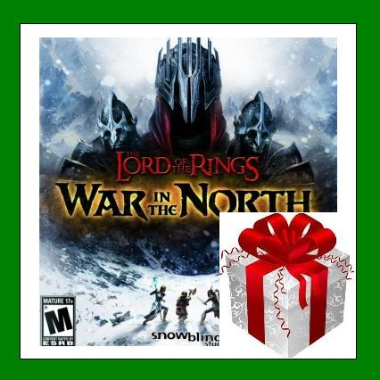 Lord of the Rings War in the North - Steam Gift R/F