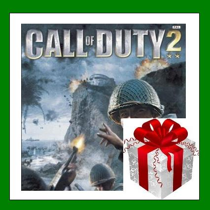 CALL OF DUTY 2 - Steam Gift RU-CIS-VPN + ПОДАPOK