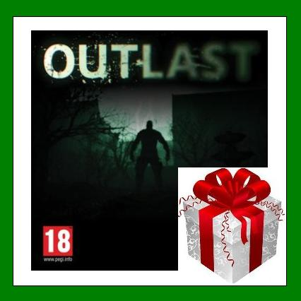 Outlast - Steam Gift RU-CIS-UA + ПОДАРОК