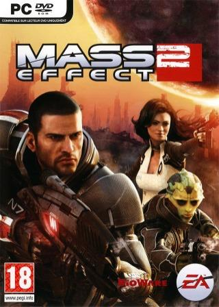 Mass Effect 2 Deluxe - Origin Region Free