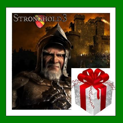 Stronghold 3 + 1 - Steam Key - RU-CIS-UA + АКЦИЯ