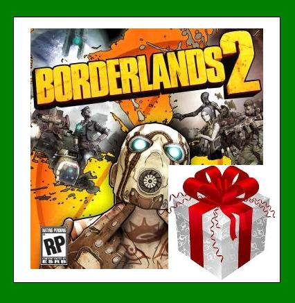 Borderlands 2 - Steam Region Free + ПОДАРОК